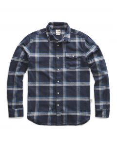 M LONG-SLEEVE ARROYO FLANNEL SHIRT