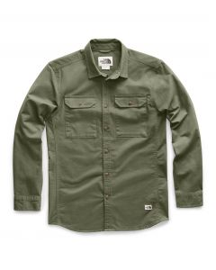 M LONG-SLEEVE BATTLEMENT UTILITY SHIRT