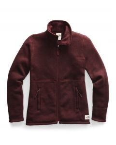 W CRESCENT FULL-ZIP