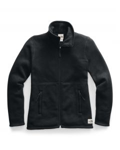 W CRESCENT FULL-ZIP JACKET