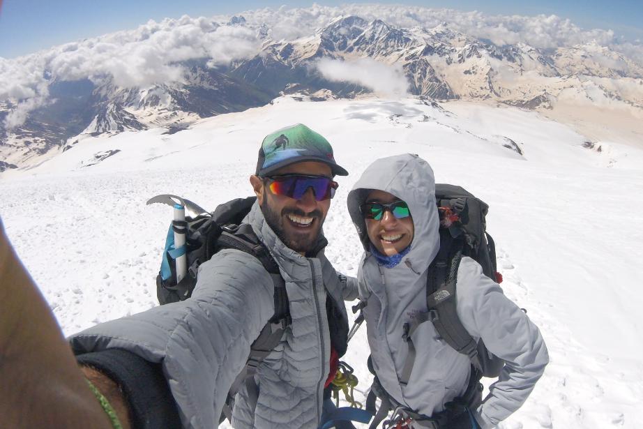 Monte Elbrus: Una aventura en Rusia