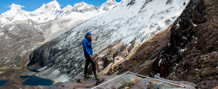 El futuro del paisaje sin glaciar: investigando la formación de ecosistemas postglaciar en la cordillera blanca, Perú.