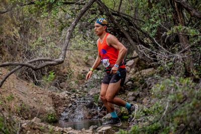 My Year Report: Trail Running