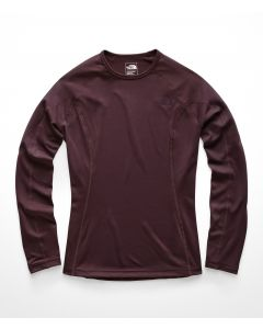WARM L/S CREW NECK - MUJER