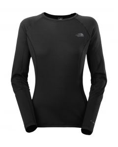 PRIMERA CAPA MUJER WARM LONG-SLEEVE CREW NECK