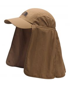 SUN SHIELD BALL CAP