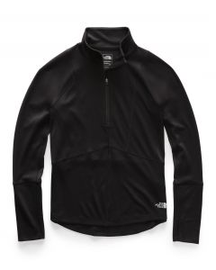 W AMBITION ¼ ZIP PULLOVER - MUJER