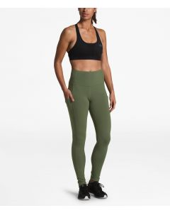 W MOTIVATION HIGH RISE POCKET TIGHT - MUJER