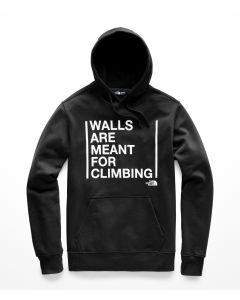 M MEANT TO BE CLIMBED PULLOVER HOODIE