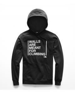 W MEANT TO BE CLIMBED PULLOVER HOODIE - MUJER
