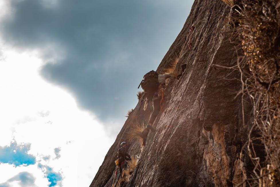 PITUMARCA: Destino 5 estrellas para escaladores
