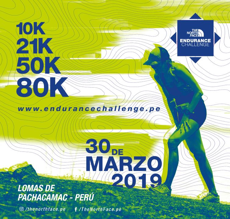 ¡Sé el próximo vencedor del Endurance Challenge Perú 2019!