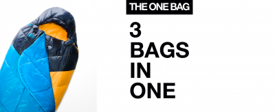 One Bag, el sleeping ideal para tu viaje