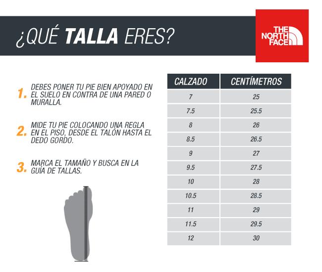 7adb32c1e68 Guía de Tallas